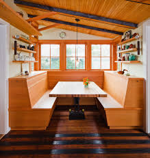 Kitchen Booth Kitchen Table With Bench Seating Room Table Bench Chairs Oak