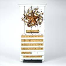 wooden perpetual calendar white barn star wooden perpetual calendar wooden perpetual calendar replacement tiles