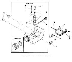 Shindaiwa 22t parts diagram for fuel tank
