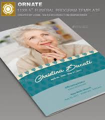 25+ Funeral Program Templates - Pdf, Psd | Free & Premium Templates