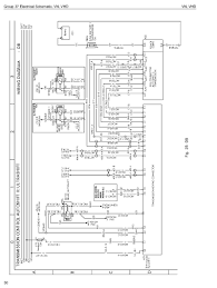 vn wiring schematic volvo wiring diagrams collection Volvo Truck Repair Manual at Volvo Truck D7 Wiring Diagram