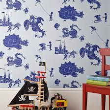 Pirate Bedroom Accessories Ere Be Dragons Dragon Wallpaper By Paperboy Wallpaper