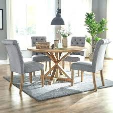 small round glass dining table and 4 chairs small circular dining table circle kitchen table set