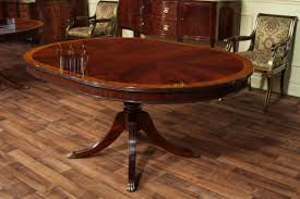 66 Round Dining Table 48 Round Dining Table With Leaf Round Mahogany Dining Table