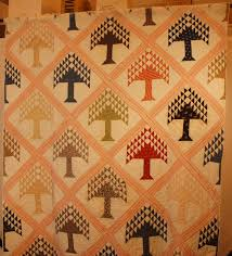 Tree Of Life Quilt Pattern