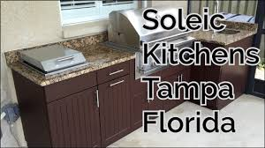 soleic outdoor kitchens tampa 813 515 6980