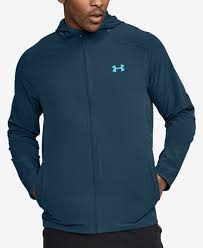under armour jumper. under armour storm vortex men\u0027s full zip hoodie jumper k