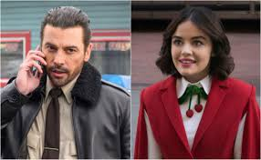 New Couple Alert: 'Katy Keene's Lucy Hale and 'Riverdale's Skeet Ulrich  Spotted Kissing - CraveYouTV TV Show Recaps, Reviews, Spoilers, Interviews
