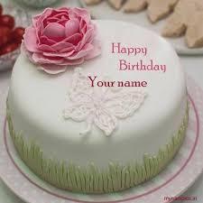 Roses Birthday Cake Name Generator Amazingbirthdaycakega