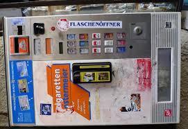 German Vending Machines Extraordinary German Vending Machines Home Schnitzelbahn Food Travel And