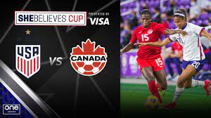 CanWNT vs. USWNT (SheBelieves Cup, Feb ...