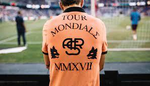 Roma x Nowhere FC 'Tour Mondiale' Capsule - SoccerBible
