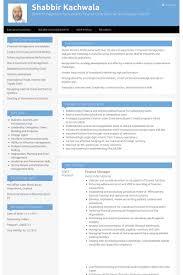 Commercial Finance Manager Sample Resume Classy Finance Manager Resume Samples VisualCV Resume Samples Database