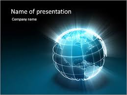 Animated Powerpoint Templates Free Download Sunny Earth Animated Powerpoint Template Design Id 0000003067