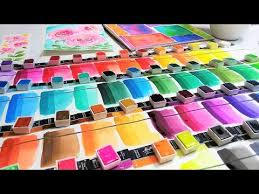 Master S Touch Acrylic Paint Color Chart New Masters Touch Fine Art Studio 48 Half Pan Watercolor