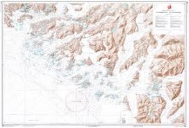Danish Chart 1114 Gr Nlands Vestkyst Sydpr Ven Julianeh B