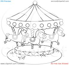 Small Picture 99 ideas Carousel Horse Coloring Page on cleanrrcom