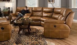 top grain leather sofa recliner bonners furniture in top grain leather sofa recliner