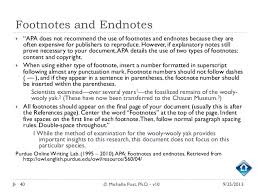 endnotes apa style example essay image 10 examples of footnotes in an essay