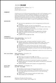Entry Level Investment Banking Resume. Exelent Entry Level ...