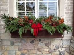 Decorating Window Boxes For Winter winter window box ideas Yahoo Image Search Results Christmas 1