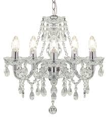 Beautyscouts Kronleuchter Versailles Krone 5 Flg
