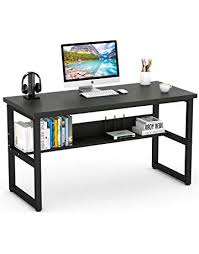 Desktop computer furniture Narrow Wall Tribesigns Computer Desk With Bookshelf 55 How To Find Good Office Furniture Suppliers Computer Desk Amazoncom