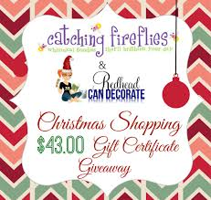 boxwood berry christmas wreath gift certificate redhead christamas shopping giveaway