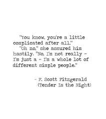 Fitzgerald Quotes
