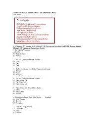 Buku kunci jawaban pr bahasa inggris kelas 10 semester 2 shopee tolong bantu jawaban tugas bahasa inggris kelas 10 halaman 128. Soal Bahasa Sunda Kelas 2 Sd Kurikulum 2013 Guru Galeri