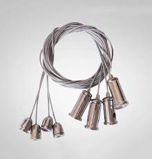 2018 chandelier wire rope panel lights accessories hanging steel wire diy lighting accessories 0 8meter from maybay 80 41 dhgate com