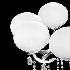 chandelier crystal luxury modern living 9 lights pendant lights led ceiling lights