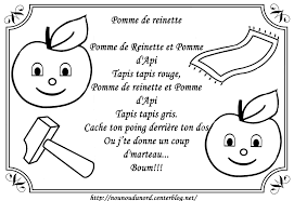 S Dessin Coloriage Pomme Maternellell