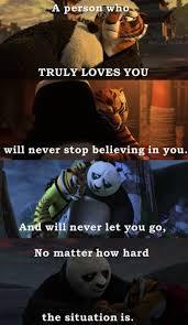 Quotes About Pandas Impressive Kfp Quotes Tumblr