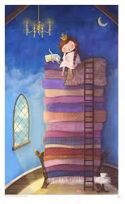 princess and the pea illustration. Wonderful The Princess And The Pea Illustration By Lisa M Griffin Illustration Princess U2026 In Princess And The Pea Illustration