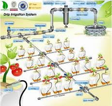 Small Picture Garden Irrigation System Design How To Install A Drip Irrigation
