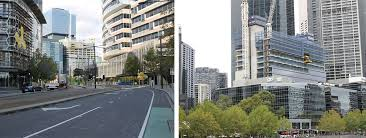 Courtesy urban office Urban Design Collins Square And Riverside Quay Under Construction Images Courtesy Ryan Seychell Urban Melbourne Office Towers To The Fore Urban