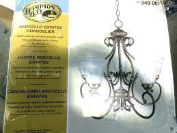 unusual hampton bay renae 5 light chandelier pictures concept