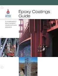 Epoxy Coatings Guide Sherwin