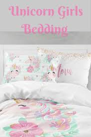 girls twin bedding sets elegant unicorn girls room unicorn girls bedding toddler duvet covers
