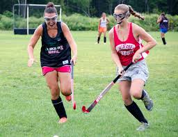 ORR field hockey goes back to basics   Sippican