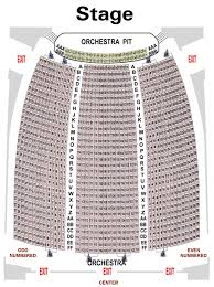 War Memorial Concert Seating Chart New Jersey Department Of State Patriots Theater At The War