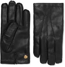 tom ford cashmere lined leather gloves