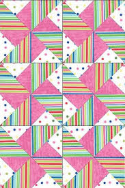 Sprinkles and Cotton Candy Pre-Cut Quilt Blocks Kit | quilting ... & Sprinkles and Cotton Candy Pre-Cut Quilt Blocks Kit Adamdwight.com