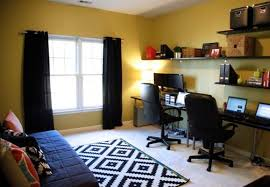 home office furniture for two people. home office design ideas come to life furniture for two people