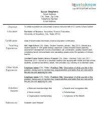 Elementary Teacher Resume Unique Elementary Teacher Resume Examples Teaching Example Education Sample