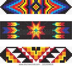 Native American Bead Loom Patterns