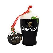 Guinness Glass pint Decoration