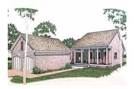 zero lot line house plans spectacular design 17 or patio home hwbdo62696 traditional from