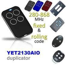 Popular Garage Door Remote Control <b>Multi Frequency</b>-Buy Cheap ...
